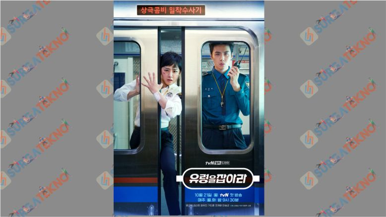 Catch The Ghost - Drama Korea Terpopuler 2019