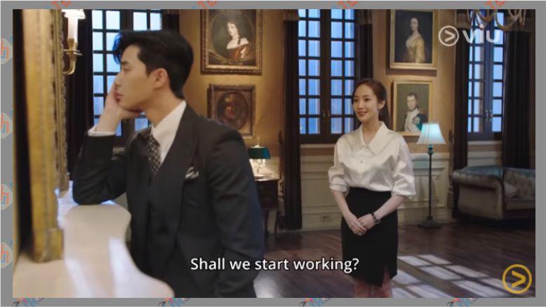 Cuplikan Drama Korea What's Wrong With Secretary Kim (2018)