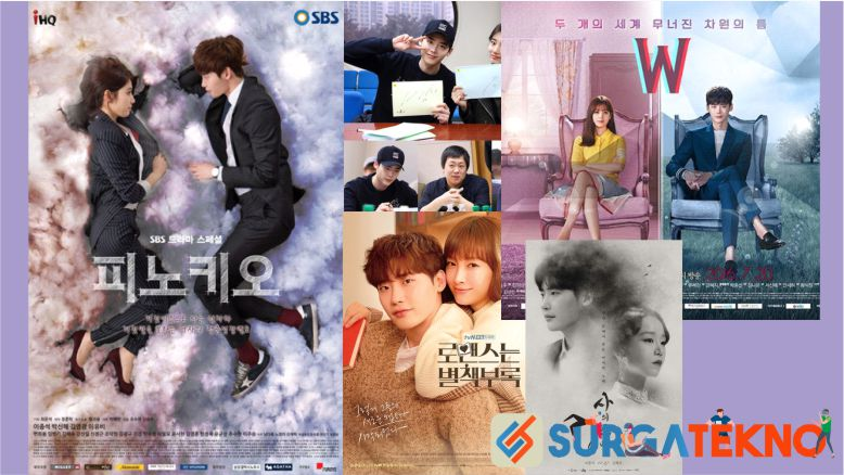 Daftar Drama Korea Lee Jong Suk