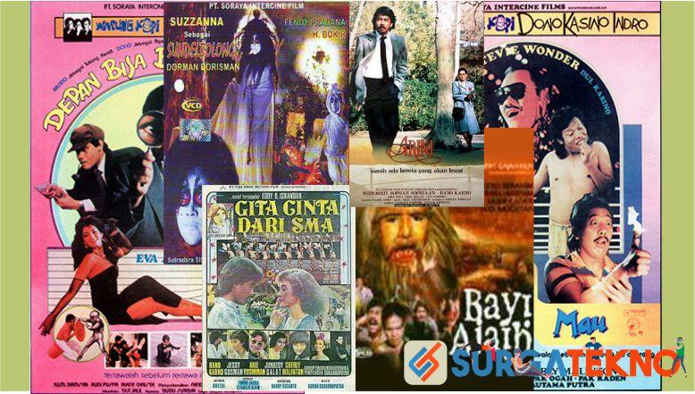 Daftar Judul Film Jadul Indonesia