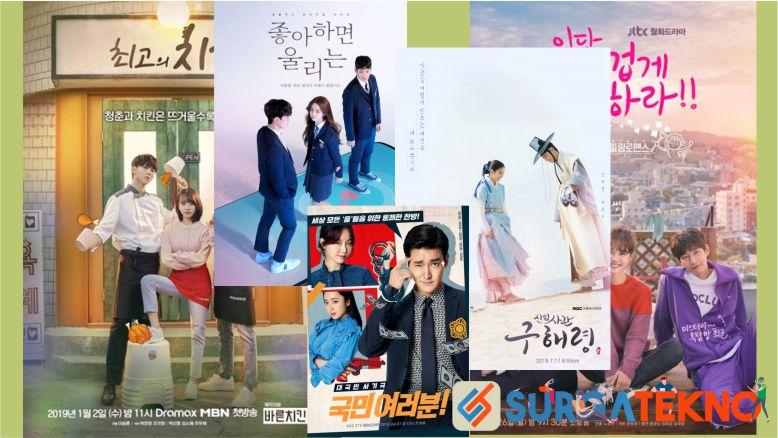 Drama Korea Komedi Romantis 2019