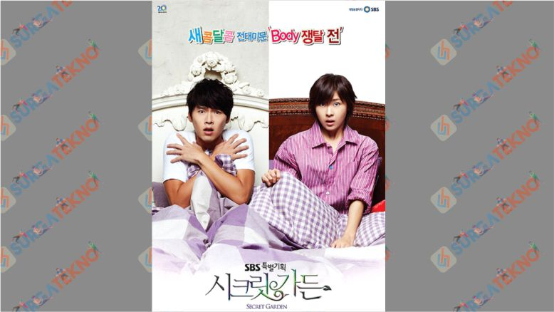 Drama Korea Secret Garden (2009-2011)