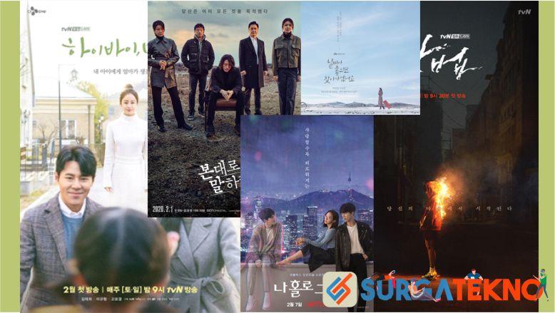 Drama Korea Tayang Februari 2020