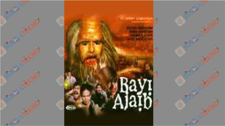 Film Horror Jadul - Bayi Ajaib