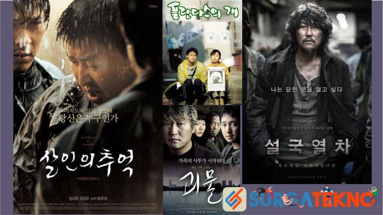 Film disutradarai Bong Joon Ho