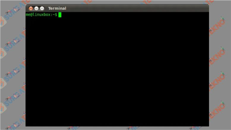 Langkah 1. Cara Akses Root di Linux
