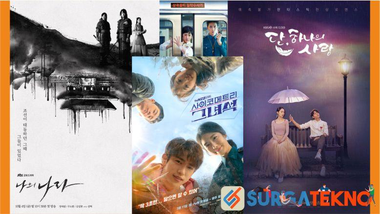Rekomendasi Drama Korea 2019 Terpopuler