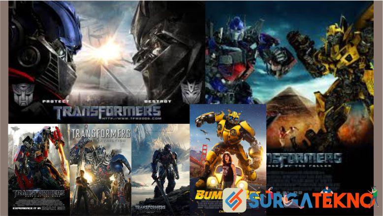 Urutan Film Transformers dari Pertama sampai Terakhir