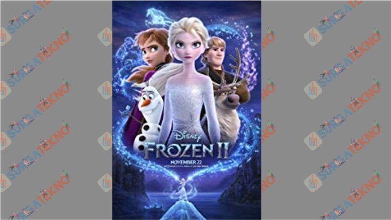 Animasi Frozen 2 (2019)