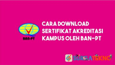 Photo of Cara Download Akreditasi Kampus oleh BAN PT