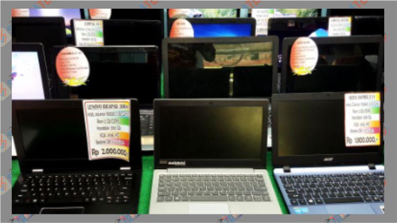 Cek Harga Jual Kembali Laptop