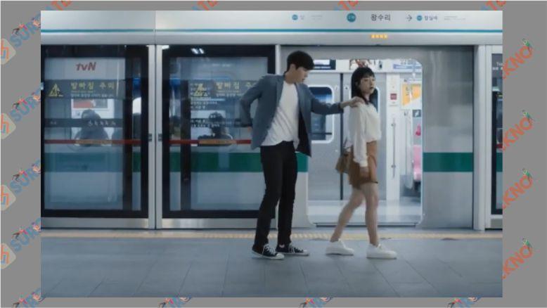 Cuplikan Drama Korea Catch The Ghost (2019)