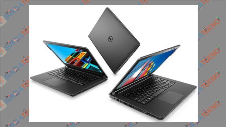 Dell Inspiron 14 3467 Core i3 - Laptop Terbaik untuk Kantoran