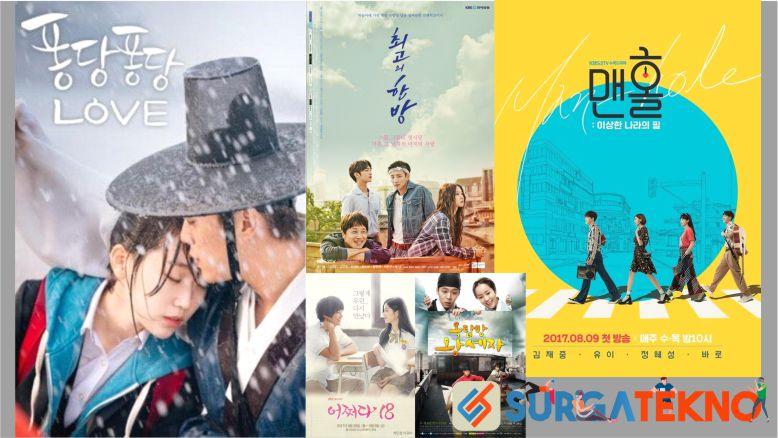 Drama Korea Perjalanan Waktu