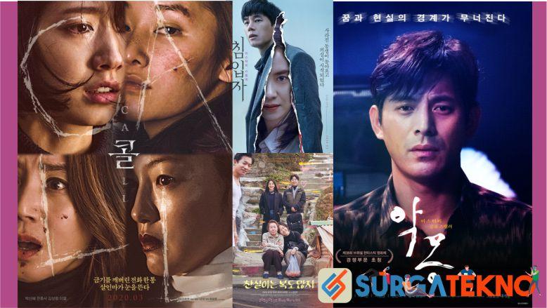Film Korea Bulan Maret 2020