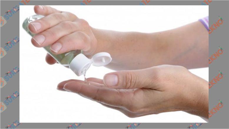 Langkah Membuat Hand Sanitizer di Rumah