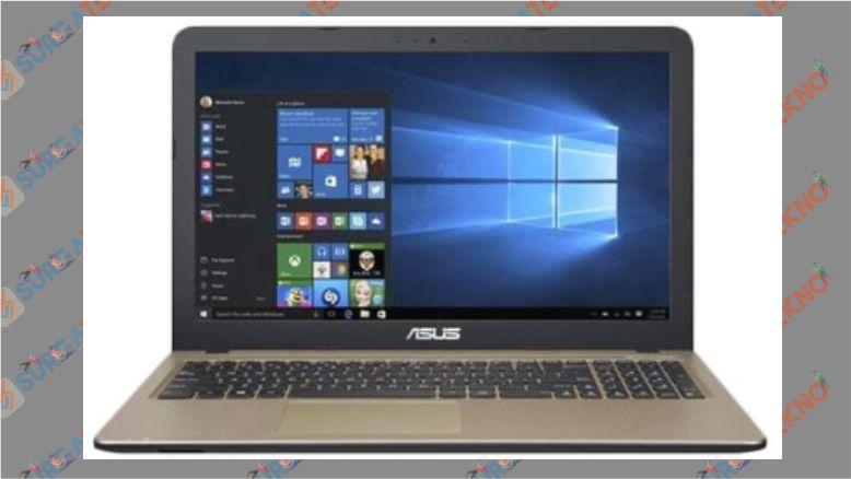 Laptop Kantoran ASUS X540YA-BX101D