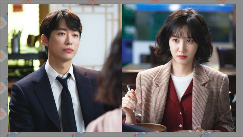 Namgoong Min dan Park Eun Bin