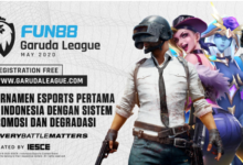 Photo of [PREASE RELEASE] Garuda League 2020