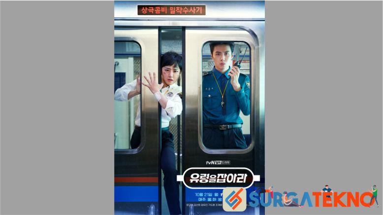 Sinopsis Drama Korea Catch The Ghost (2019)