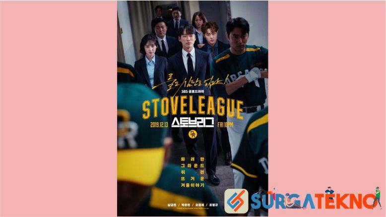 Sinopsis Drama Korea Hot Stove League