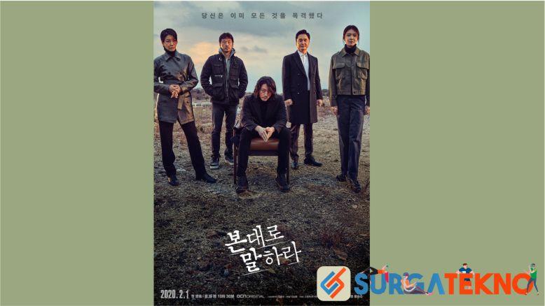 Sinopsis Drama Korea Tell Me What You Saw (2020)