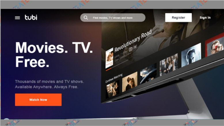 Situs Tubi TV
