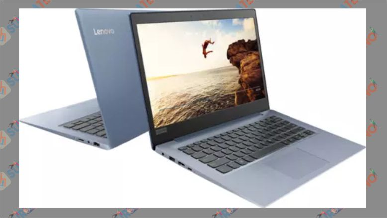 Tampilan Lenovo IdeaPad 120S-14IAP