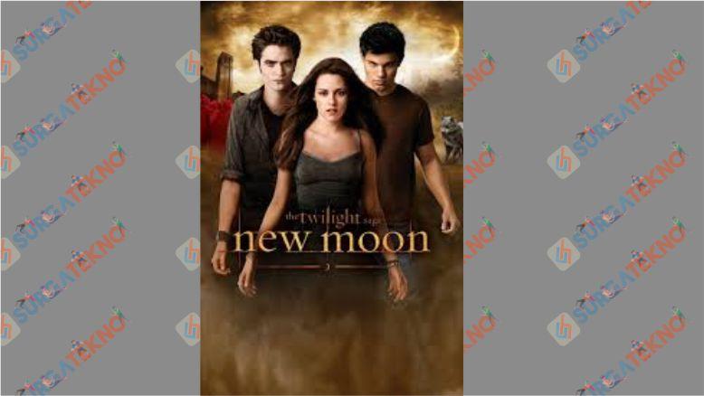 The Twilight Saga New Moon (2009)