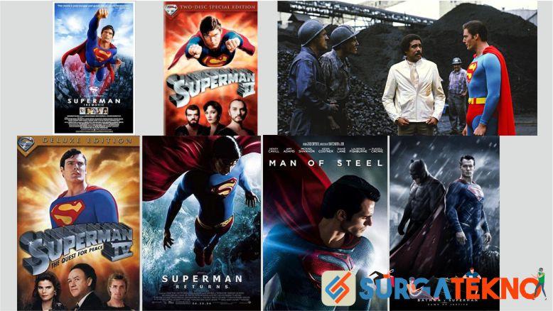 Urutan Film Superman, Mulai Pertama sampai Terbaru