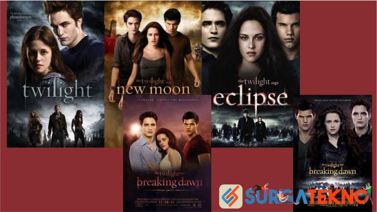 Urutan Film Twilight