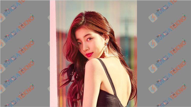 Wajah Cantik Bae Suzy