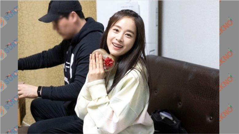 Wajah Imut Kim Tae Hee