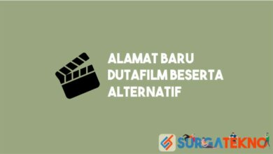 Photo of Alamat Baru DutaFilm Beserta Alternatif