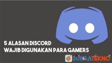 Photo of 5 Alasan Discord Cocok Banget Digunakan oleh Para Gamers