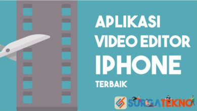 Aplikasi Video Editor iPhone