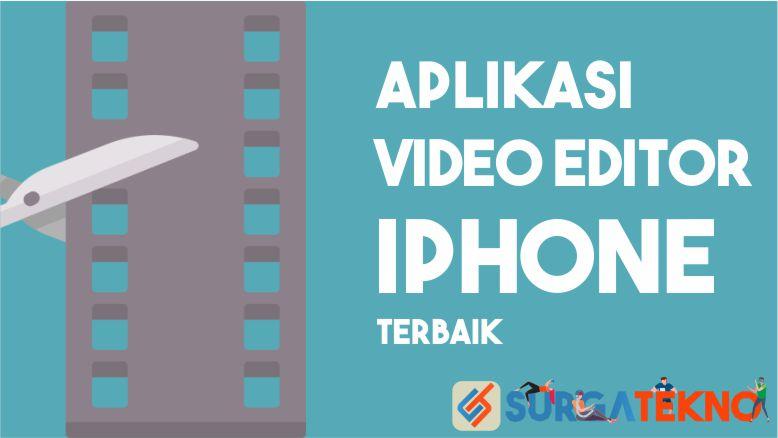 Aplikasi Video Editor iPhone
