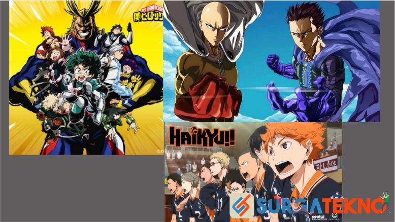 Beberapa Anime Terpopuler