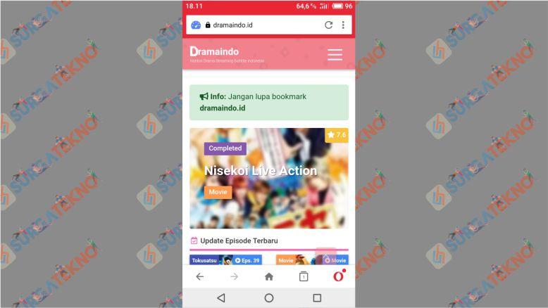 Buka Situs Dramaindo