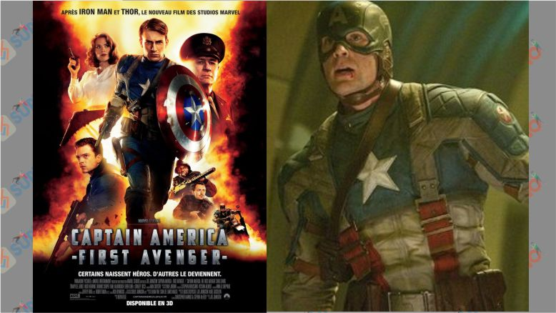 Captain America - The First Avengers