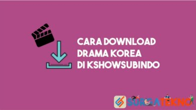 Photo of Cara Download Drama di Kshowsubindo