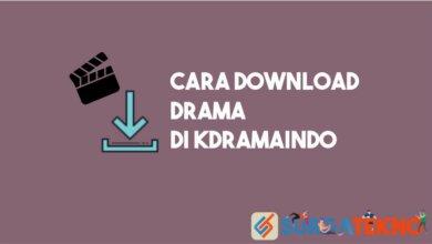 Photo of Cara Download Drama di Kdramaindo