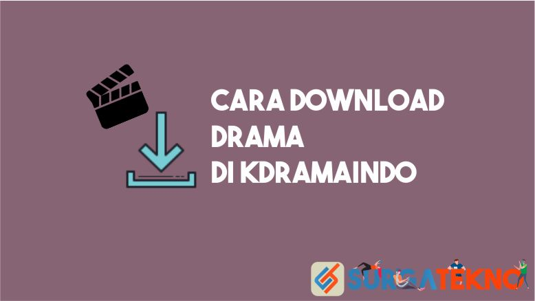 Cara Download Drama di Kdramaindo