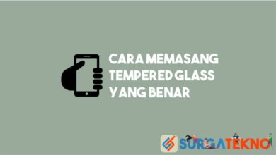 Photo of Cara Pasang Tempered Glass yang Benar