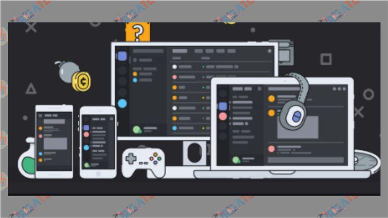 Discord dapat digunakan di berbagai jenis gadget