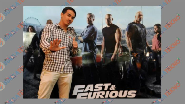 Joe Taslim Ikut serta dalam Fast & Furios 6