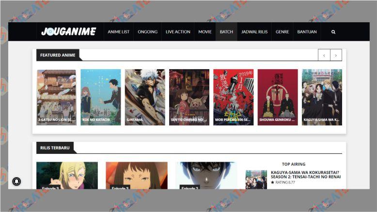 Jouganime - Tempat Download Anime