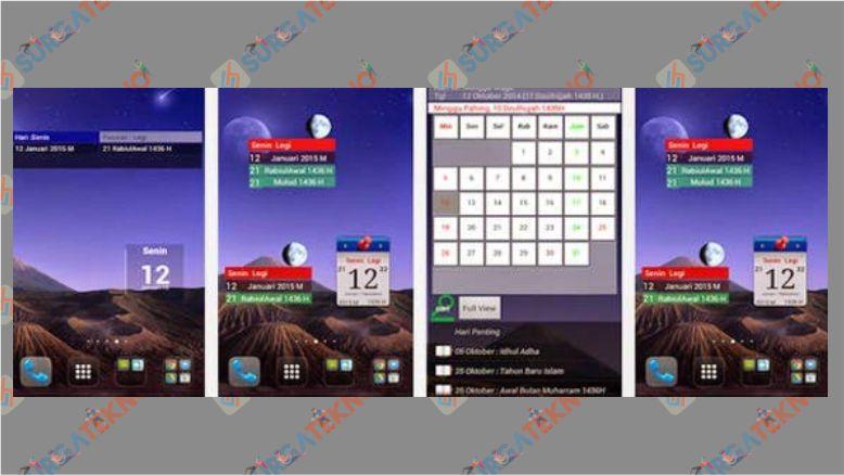 Kalender Hijriah dan Jawa