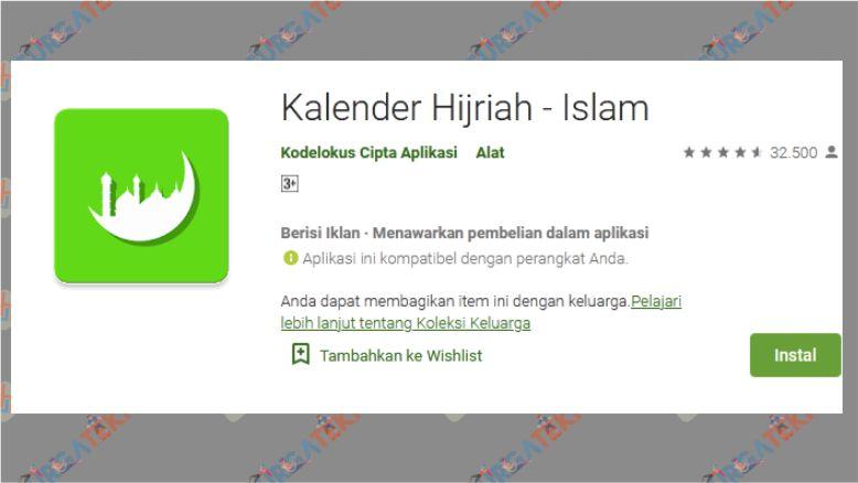 Kalender Hijriyah – Islam