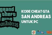 Photo of Kode Cheat GTA San Andreas PC